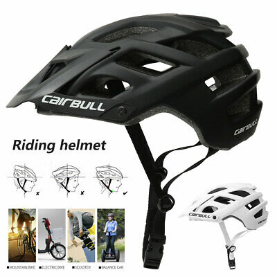 Mountain Bike MTB Bike Part Bicycle Helmets Cycling Accessories Safety Helmet S1 • 19.99£