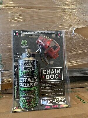 Muc-Off Chain Doc Road/MTB/Mountain Bike/Cycle/Cycling Chain Cleaner • 15£