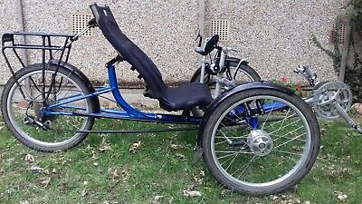 ICE Recumbent Trike. Adventure HD/T. Ready To Roll. Excellent Tourer. Kent • 1,250£