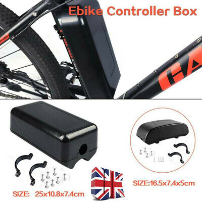 Electric Bicycle Controller Box Case E-Bike Ebike Extra-Large Conversion Part UK • 14.35£