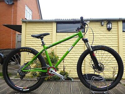 2012 Ragley Piglet Hardtail Mountain Bike 16″ Small Frame 130mm Trail • 680£