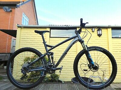 2016 Norco Fluid 7.1 Full Suspension Mountain Bike 19  Large Frame 130mm Trail  • 1,470£