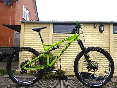 2017 Whyte G160 Full Suspension Mountain Bike 19  Large Frame *£700 UPGRADES!* • 1,800£