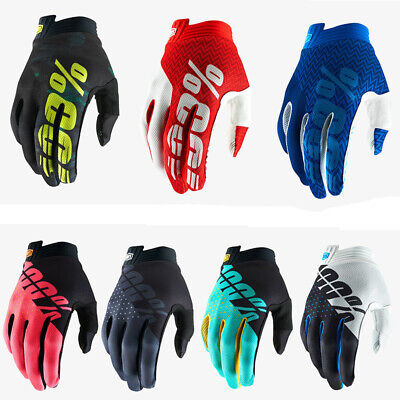New Cycling Motorcycle Riding Racing Motoroad Fox Bicycle 100% Mountain Gloves • 7.89£