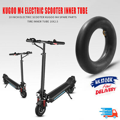 10inch Electric Scooter Rubber Inner Tube E-scooter Thickened Inner For Kugoo M4 • 5.99£
