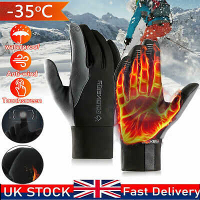 Mens Womens Liner Gloves Thermal Walking Sports Running Touch Screen Gloves UK ! • 9.39£
