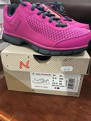 Mtb Shoes Size 37 (4uk) Specialized Cadette (Pink) • 28.99£