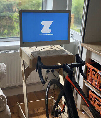 Cycle Trainer Stand Desk, Wahoo, Zwift, Kickr • 59.99£