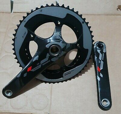 Sram Red 22 Chainset. Carbon Cranks. 53/39t. 172.5mm • 61£