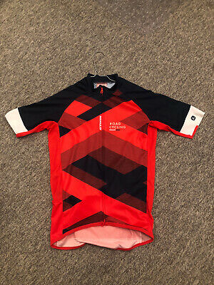 Btwin Cycling Jersey Mens Size S • 10£