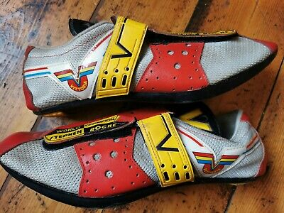 Vittoria Stephen Roche Cycle Shoes EUR45 • 0.99£