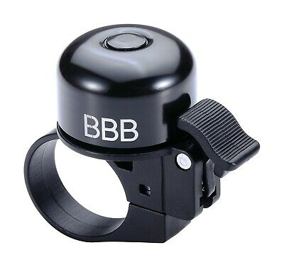 BBB Loud And Clear Bike Cycle Cycling Bell - Black • 6.78£