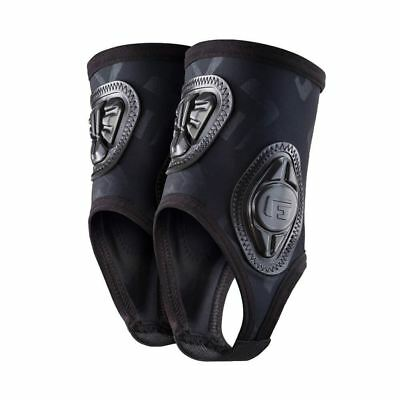 G-Form - Pro Ankle Guard Pad Protector - S M - Black Black • 21.99£