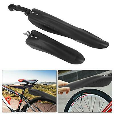 Mountain Bike Bicycle Cycling Front/Rear Mudguards Fender Set Fits 26  27.5  29  • 7.99£