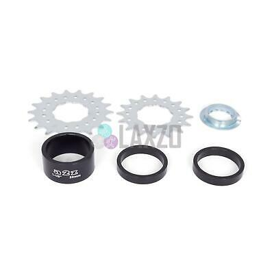 A2Z Single Speed Converter For Shimano Or Campagnolo 16T/18T - Conversion Kit • 14.49£