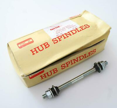 SPRINT Juvenile HUB SPINDLE SOLID AXLE Bike WHEEL 5/16  X 5 1/2  140mm FRONT  • 3.99£