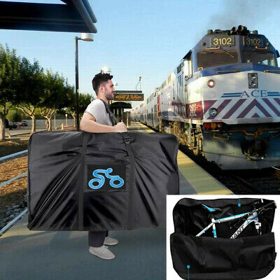 26 -29  Bike Carrier Bag Bicycle Loading Bag Transport Carry StorageTravel Pouch • 18.93£