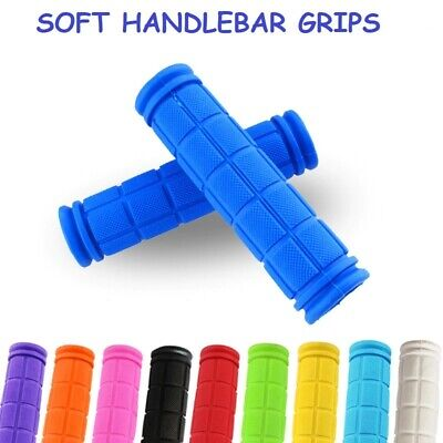 HAND-GRIP Soft BMX MTB Cycle Road Mountain Bicycle Scooter Bike-Handlebar-Grips  • 2.95£