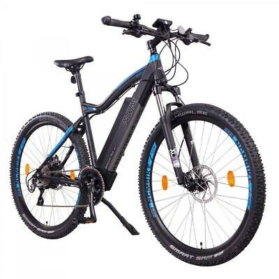 NCM Moscow Plus 27,5  Electric Mountain Bike E-Bike 250W 48V 16Ah 768Wh Black • 1,499£