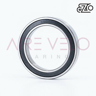 Ezo Bicycle Bearings With 2ru (llb) Seals (non-contact Seals) • 4.25£