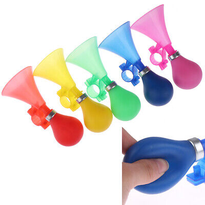 Kids Bike Alarm Bell Silicone Hooter Child Bicycle Squeeze Horn Toy Hooter G>vFJ • 4.25£