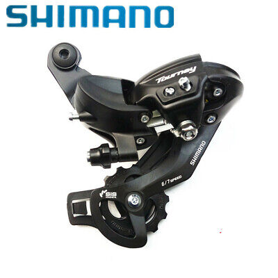 Shimano Tourney/ TY RD-TY300 6/7-speed Rear Derailleur With Mounting Bracket • 14.95£