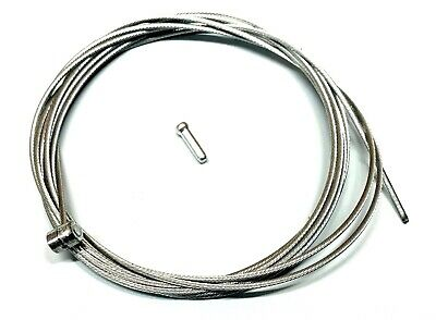 Ends 2-20 Galvanised or Stainless Livewire Inner Brake Barrel Cables