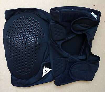 Dainese Easy Fit Knee Like Trail Skins Pads Body Armour Size Small Excellent • 20£
