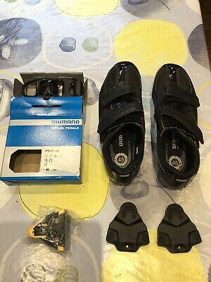 Shimano Spd Sl Shoes And Pedal Set • 60£