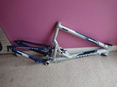 Cannondale Jekyll Frame And Rear Shock - Large - Used. • 375£