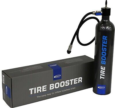 Schwalbe Tire Booster Tubeless Tyre Inflator Bicycle Bike Cycling Stand Pump  • 14.99£
