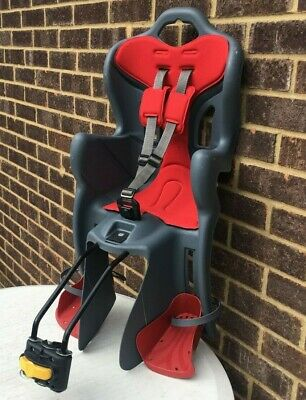 B - One BELLELLI Child's Bicycle / Bike Seat In VERY GOOD Condition • 22£
