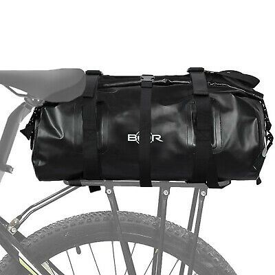 BTR Waterproof Bike Pannier Rear Rack Bicycle Bag & Cycling Accessories Dry Bag • 34.99£
