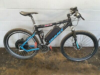 Electric Bike Ebike Giant Mountain Bike 1500w 48v 16ah • 1,000£