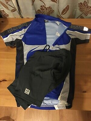 Cycling Set Boys And Girls Size 140 • 21£