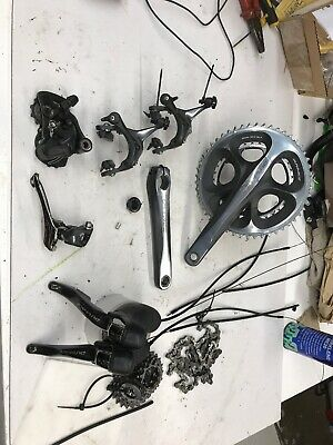 Shimano Dura Ace 7900 10 Speed Groupset Road Race Bike Parts 23 • 525£