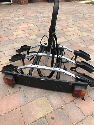 Thule 3 Bike Carrier - Tow Bar Mounted • 45£