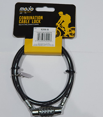 UK Bicycle Bike Cycle Lock Re Settable 4 Digit Dial Code Combination Security  • 3.25£