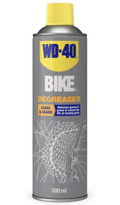 WD-40 Bike, Bicycle Chains & Gears Degreaser, 500ml • 6.99£