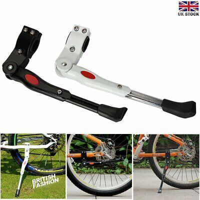 Bike Kick Stand Kickstand Kids Mountain Bicycle Cycle Adjustable Read Universal • 7.67£