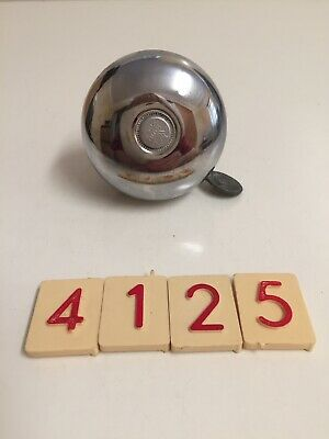 """2"""" Bicycle Bell - Working Order  #4125 • 6£"""