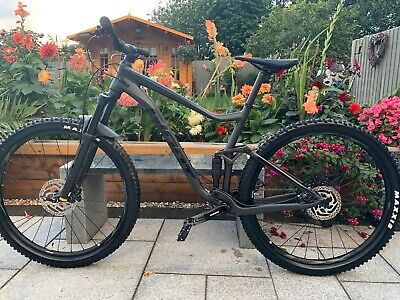 Giant Stance 2 29 (2020) Black Full Suspension Mountain Bike - Large & Perfect • 1,400£