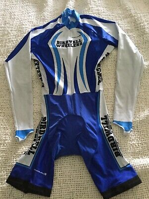 Cycling Skin Suit Size Small • 50£