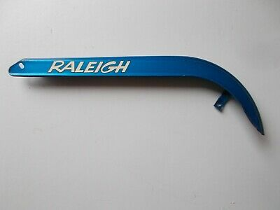 Original Raleigh Bicycle Hockey Stick Chainguard For Raleigh Junior Bike Blue • 17.99£