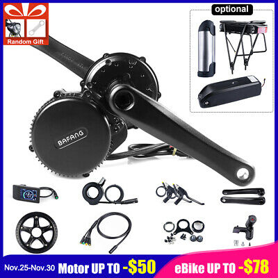 Bafang BBS01B 36V 250W Mid Drive Motor Electric Bike Conversion Kit With Battery • 381.38£