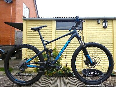 2017 Marin Hawk Hill Full Suspension Mountain Bike 19  Large Frame Trail • 1,245£