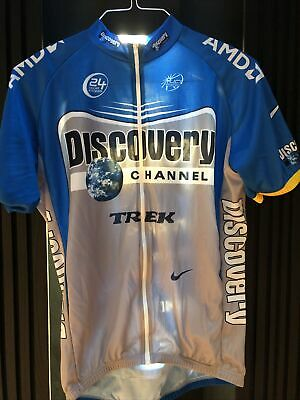 Nike Discovery Cycling Team Jersey, Dri-fit, Size Xl, Brand New • 39.99£