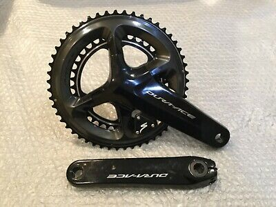 Specialized Shimano Dura Ace 9100 Dual Sided Power Meter 52/36T 172.5 RRP £1300 • 850£