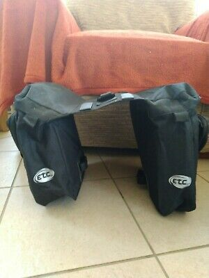 Cycle Panniers Rear • 10£