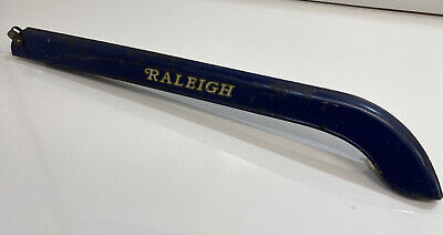 Vintage Raleigh Bicycle Hockey Stick Chainguard Raleigh BSA Triumph #2463 • 22£